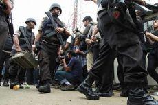 Densus 88 Tangkap Terduga Teroris ISIS di Surabaya