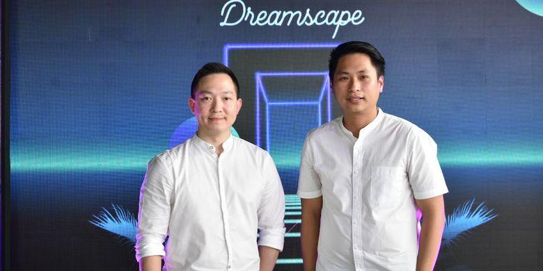 Kiri: Antonius Bong, Presiden Bobobox dan Indra Gunawan, CEO Bobobox.