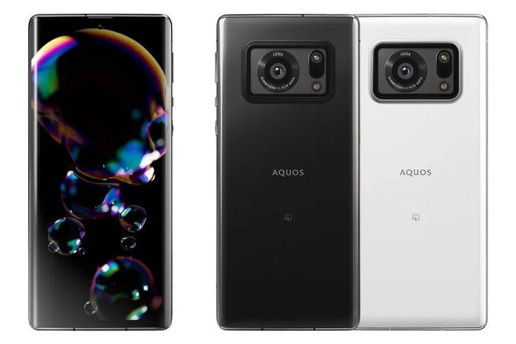 Smartphone Sharp Aquos R6