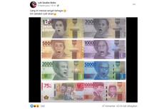 Video Viral Foto Pahlawan di Uang Kertas Dibuat Parodi, Ini Kata BI