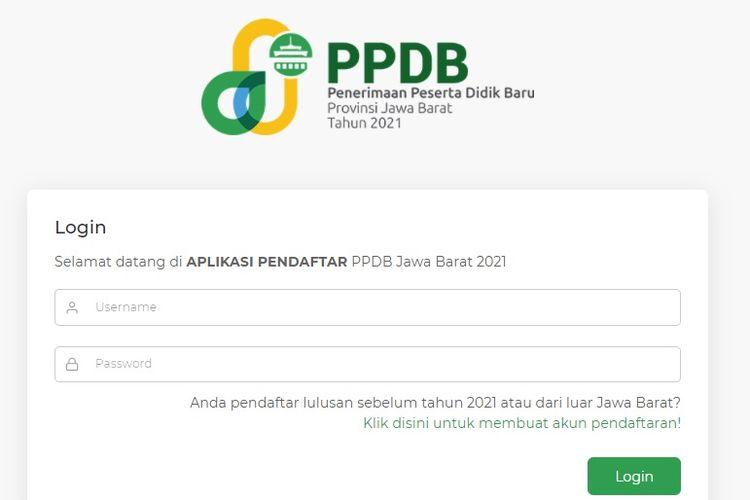 Dinas Pendidikan Provinsi Jawa Barat mengumumkan pelaksanaan Penerimaan Peserta Didik Baru (PPDB) tahun 2021 untuk tingkat SMA, SMK dan SLB di Jawa Barat (Jabar) segera dimulai.
