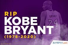 Mengenang Laga Terakhir Kobe Bryant di Panggung NBA, Akhir 20 Tahun Perjalanan