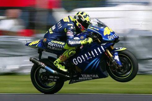 Kebodohan dan Rasa Bangga Rossi dalam Kariernya di MotoGP