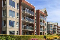 Kredit Apartemen Tipe Kecil Masih Mengalami Kontraksi