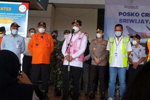 Pihak Keluarga Minta Korban Srwijaya Air SJ 182 Dimakamkan di Kota Asal