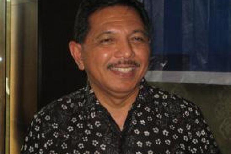 Kepala Badan Pengembangan Sumber Daya Manusia Kementerian Perikanan dan Kelautan (BPSDM KP) Suseno Sukoyono