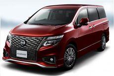 Nissan Elgrand, MPV Besar Pesaing Alphard Bakal Dapat Penyegaran