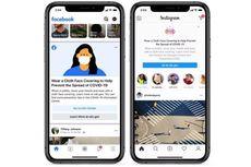 Facebook dan Instagram Ingatkan Pengguna untuk Pakai Master