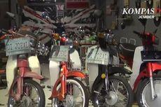 Koleksi Motor Tua, Pemuda di Blitar Bisa Untung Puluhan Juta Rupiah, Kok Bisa?