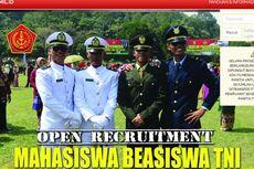 Beasiswa TNI bagi Mahasiswa, Beri Tunjangan Plus Lanjut Perwira Karier