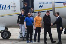 Sebanyak 70 Orang Masuk dalam Pertukaran Tahanan Ukraina dan Rusia