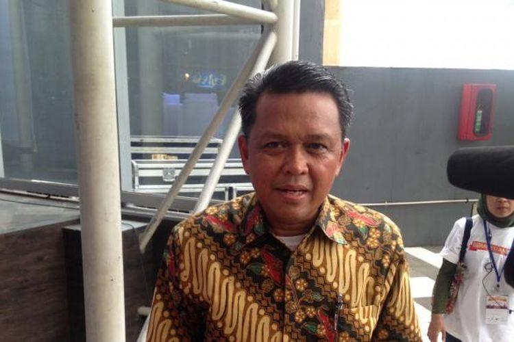 Bupati Bantaeng Nurdin Abdullah