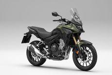 Moge Adventure Honda CB500X Punya Fitur Baru, Harga Rp 192 Jutaan