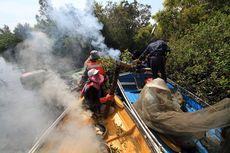 Panen Madu Hutan di Kapuas Hulu, Syair Dilantunkan untuk Usir Lebah
