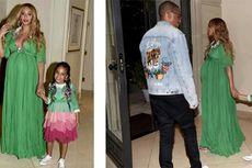 Nonton Bioskop, Anak Beyonce Kenakan Gaun Senilai Rp 400 Juta
