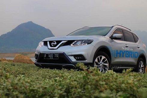 Nissan Setop Penjualan X-Trail Hybrid di Indonesia