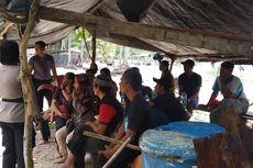 25 TKI Ilegal Terlantar di Pantai Bakau Nongsa Diselamatkan Polisi