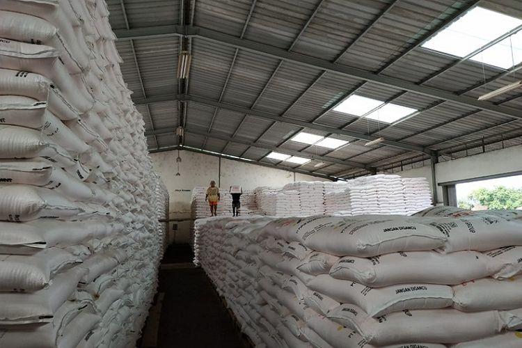 PT Pupuk Indonesia (Persero) memastikan distribusi pupuk bersubsidi akan berjalan lancar selama pandemic Covid-19 (Dok. Pupuk Indonesia)