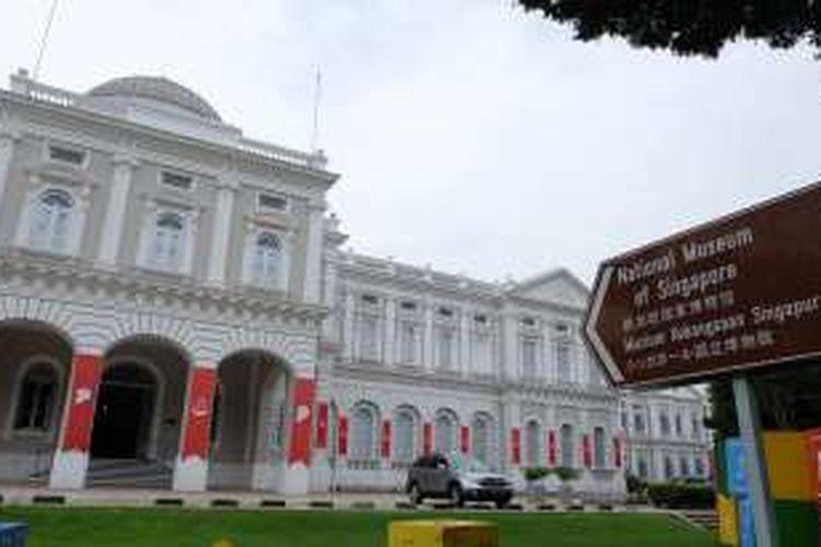 Museum Nasional Singapura.