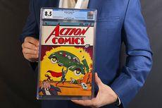 Komik Superman Ini Laku Terjual Hampir Setara 45 Alphard