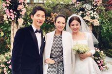 Aktris Zhang Ziyi Pamerkan Foto Bareng Song Joong Ki dan Song Hye Kyo