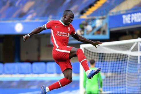 Liverpool Vs Atalanta, Kans Mane dan Milner Torehkan Catatan Istimewa