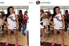 Dukungan Positif untuk Elvira Devinamira di Instagram