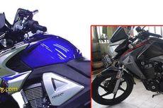 Honda Mega Pro Injeksi Meluncur Senin