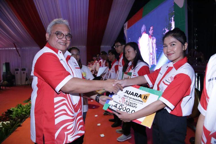 Indonesia di ajang ASEAN Skills Competition (ASC) telah menorehkan berbagai prestasi gemilang.