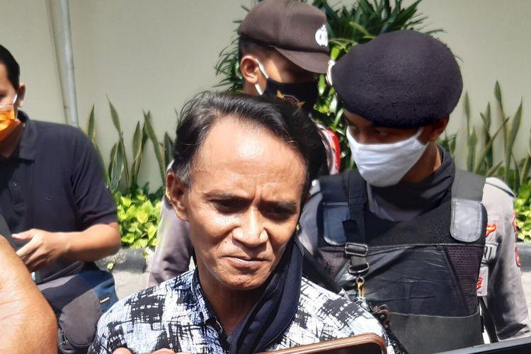 Adik kandungDidi Kempot, Eko Guntur Martinus atau kerap disapa Eko Gudeldi RS Kasih Ibu Solo, Jateng, Selasa (5/5/2020).
