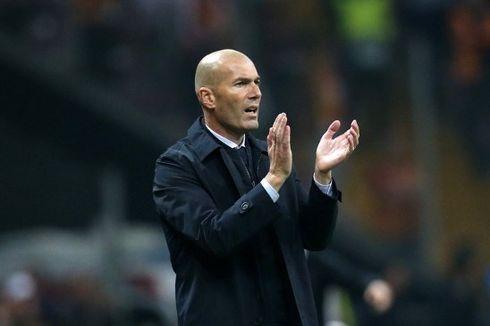 Real Madrid Vs Atletico, Zidane dan Tujuan Bersama Los Blancos
