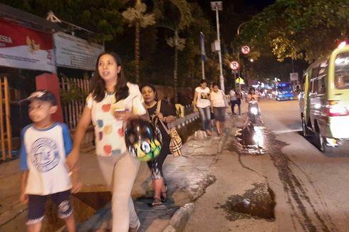 Gempa 5,1 Magnitudo Guncang Maluku, Warga Berhamburan ke Jalan