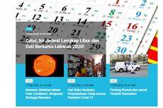[POPULER TREN] Jadwal Libur Lebaran | India Jadi Episentrum Covid-19 di Asia