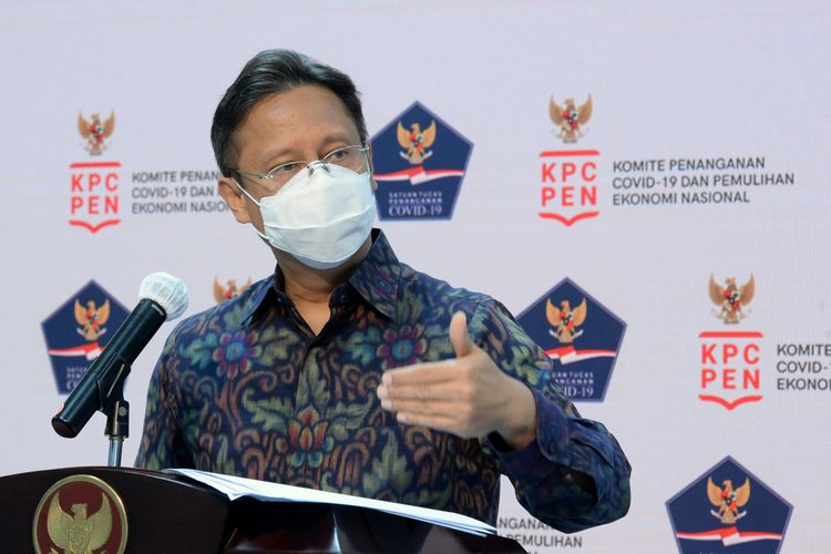 Kasus Covid-19 Lewati 1 Juta, Menkes: Rakyat dan Pemerintah Harus Kerja Sama Atasi Pandemi