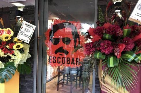 Dinamai Raja Narkoba Kolombia, Bar di Singapura Tuai Protes