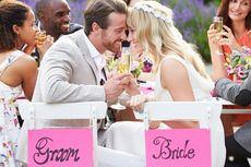 Kejutan Pernikahan Mengagumkan, Bikin Mata Berkaca-kaca!