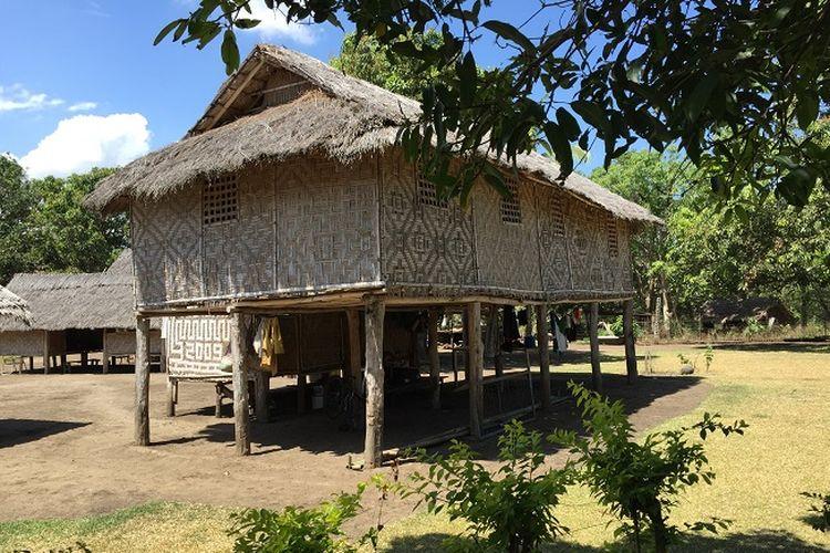 Rumah panggung di Papua DOK. Shutterstock/nopthira