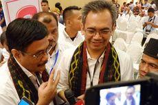 Edy Rahmayadi dan Djarot Saiful Hidayat Nyoblos di Medan