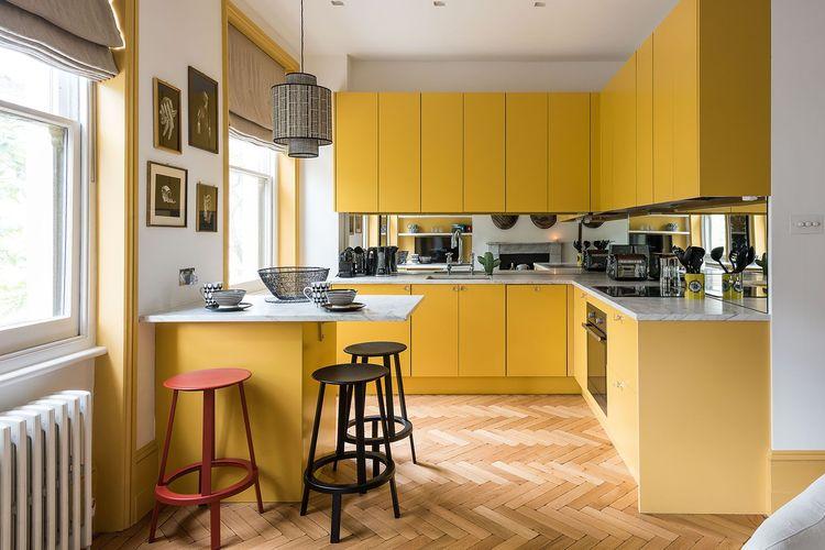 3 Warna Cat Yang Bagus Untuk Interior Rumah Ini Alasannya Halaman All Kompas Com