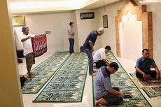 Kerennya Mushala dan Masjid di Mal
