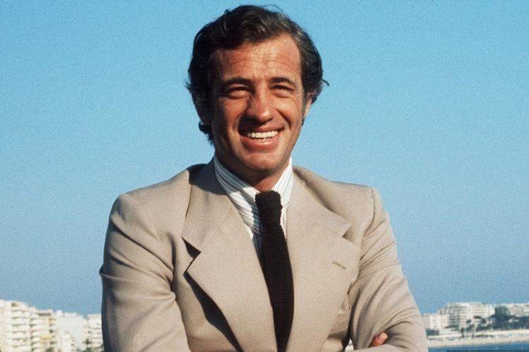 Aktor Jean-Paul Belmondo menghadiri Festival Film Cannes pada Mei 1974. Aktor yang dianggap sebagai simbol New Wave di industri perfilman pada 1960an tersebut meninggal dunia pada usia 88 tahun.