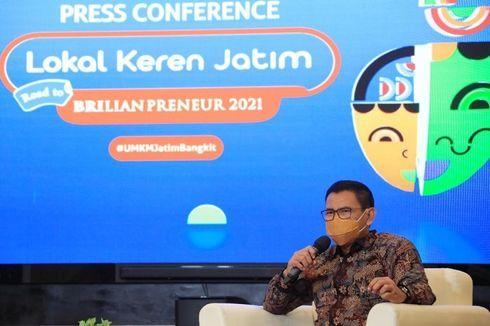 Bangkitkan UMKM Jawa Timur, BRI Gelar Pameran Lokal Keren Jatim secara Virtual