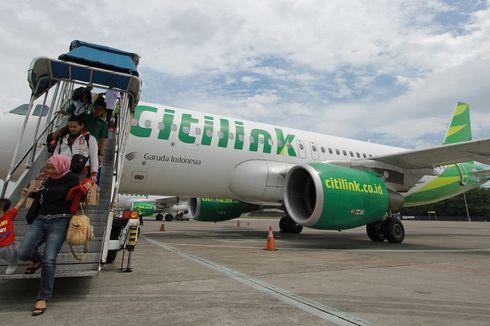 Dorong Pramugari, Ini Kronologi Penurunan Penumpang dari Pesawat Citilink