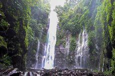 Curug Lawe Benowo di Ungaran, Air Terjun Indah dengan Lingkungan Asri