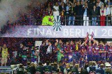 Barcelona Tampil Perkasa Layaknya Muhammad Ali di Final Liga Champions 2015