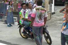 Konvoi Kelulusan ke Gang Kampung, Pelajar di Boyolali Dihajar Warga