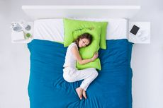 Studi: Tidur Berkualitas Mampu Tingkatkan Sistem Kekebalan Tubuh