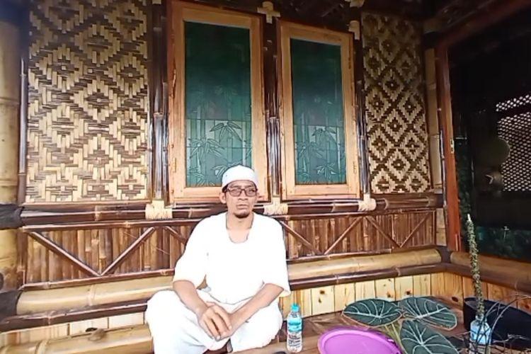 Ketua Front Pejuang Islam Kabupaten Ciamis, Wawan Malik Marwan.