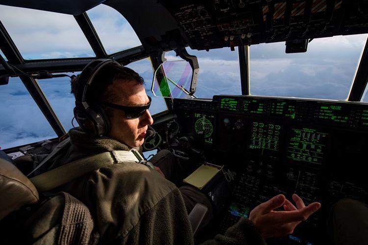 Ilustrasi pilot.