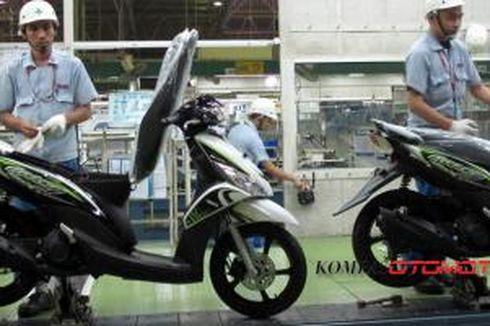Yamaha Yakin Tahun Ini Bisa Menjual 2,7 juta Sepeda Motor
